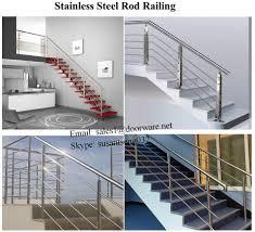 jinxin luxury style stainless steel glass railing systems dubai