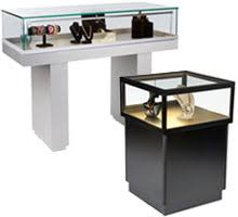 Modern Display Pedestal Display Cases Acrylic Metal Glass Counters U0026 Cabinets
