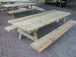 8 foot picnic table plans 8 ft plastic picnic table best table decoration