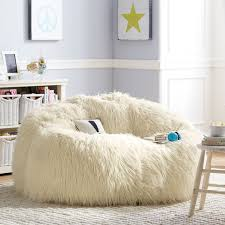 Pottery Barn Faux Fur Pillow Ivory Furlicious Faux Fur Cloud Couch 45