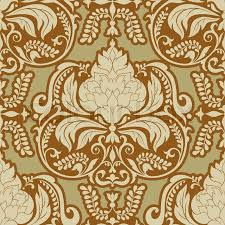 vintage floral wrapping paper vector damask pattern design royal ornamental background rich