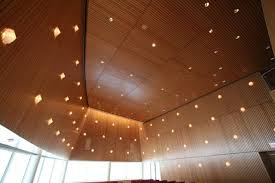 Wood Slat Ceiling System by Linear Architectural Components Group Inc Acgi Woods Walls