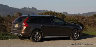 volvo canada 2015 5 volvo v60 cross country exterior side 004 the truth about