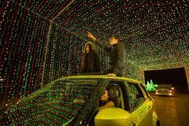 christmas light displays in phoenix holiday light displays across the valley phoenix org