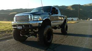 2007 F250 Lifted 2002 Ford F 250 Superduty Lifted 7 3l Diesel Monster For Sale