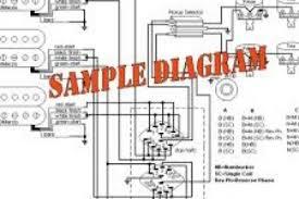 wiring diagram electric guitar 4k wallpapers