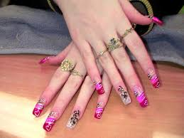 nail art on jackson memphis tn best nail 2017 pink white gold