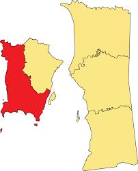 Southwest States Map southwest penang island district wikipedia