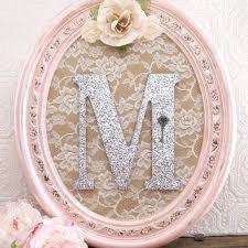 Wooden Nursery Decor Decorative Wooden Wall Letters Pink Nursery Decor Baby