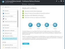 delivery service app azure app services continuous delivery microsoft devops
