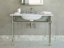 Metal Bathroom Vanity by American Standard Pedestal Sinks Bathroom Master Bathroom