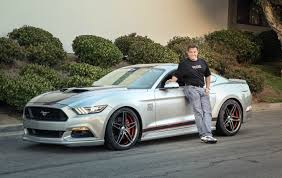 2015 ford mustang s550 chip foose and modern design debut 810 horsepower s550