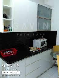 kitchen set minimalis modern harga kitchen set minimalis modern by gavin kitchen set jakarta