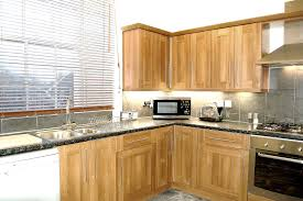 kitchen l shaped kitchen with island and corner pantry also good