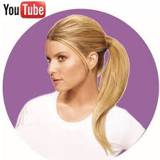 Kevin Paves Hair Extensions by Jessica Simpson Hairdo Tru2life Wrap Around Pony Hair Extension