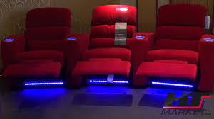 home theater chair home theater seats palliser reverb youtube