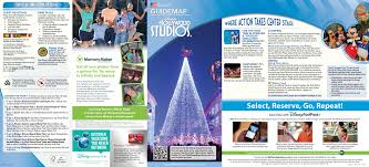 Hollywood Florida Map by Photo Disney U0027s Hollywood Studios Guide Map Updated To Include
