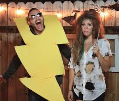 Cute Partner Halloween Costumes 25 Awesome Couple Costumes Ideas Movie