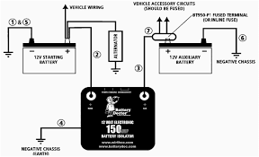 rv battery wiring diagram ansis me