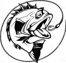 bass fishing graphic stock vector art 165817828 istock