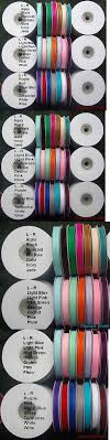 bulk ribbon spools 126 best ribbons and bows 168077 images on