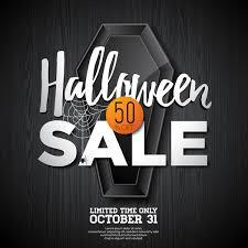 Halloween Sale Halloween Sale Background Black Vector 02 Vector Background