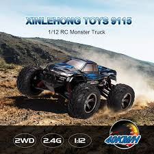 blue uk xinlehong toys 9115 2 4ghz 2wd 1 12 40km electric rtr