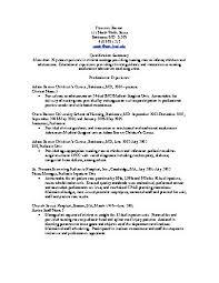 Nursing Resumes Samples by Stunning Nurse Resume Objective Gallery Simple Resume