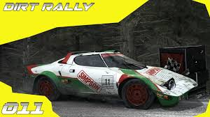 dirt rally 011 â kaputtes auto aber trotzdem gut â let s play