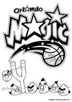 lakers coloring pages orlando magic nba coloring pages