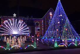 dickenson festival of lights best houston neighborhoods and homes for viewing holiday lights