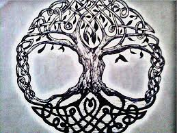 celtic tree of by lisa1317 on deviantart