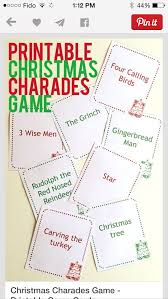 Christmas Games For Party Ideas - christmas guessing game printables family game night game night