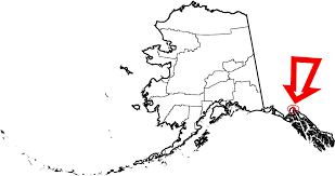 Maps Of Alaska by File Map Of Alaska Highlighting Skagway City And Borough Svg