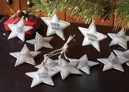 ornaments that teach of