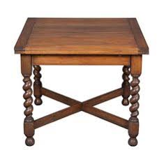antique draw leaf table english antique oak draw leaf table with barley twist carved legs