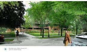 darwin d martin house complex landscape rehabilitation u2014 bayer