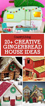 25 of the cutest country gingerbread house ideas gingerbread