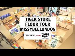 Flying Tiger Store Tiger Flying Tiger London Store Floor Tour Missybeelondon