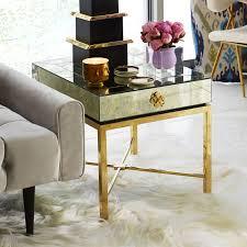 Accent Side Table Delphine Side Table Modern Furniture Jonathan Adler