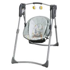 Graco Doll Swing High Chair Graco Baby Slim Spaces Compact Baby Swing