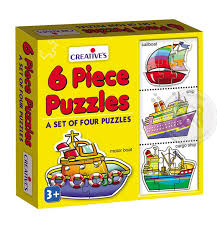 puzzle cuisine creative s 6 puzzle จ กซอว เร อ 6 ช น 4 ภาพ