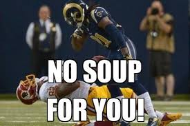 No Soup For You Meme - 22 most funny sports images
