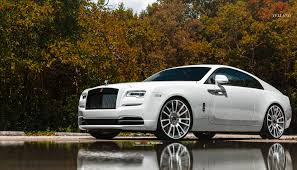 roll royce brown vellano forged wheels