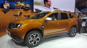 renault dacia duster new renault duster coming in 2018 cars co za