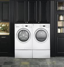 Gas Clothes Dryers Reviews Ge 7 0 Cu Ft Capacity Dura Drum Gas Dryer Gfdn110gdww Ge