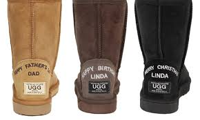 ugg boots australian leather personalised ugg boots groupon