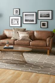 6 steps for cleaning a leather sofa overstock com