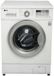 lg wd12021d6 7kg front load washing machine appliances online