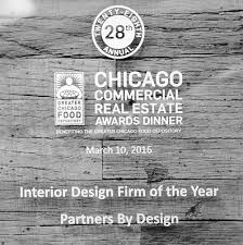 pbd wins interior design firm of the year partners by design